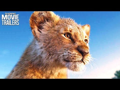 The Lion King Trailer Starring Donald Glover and Beyonce