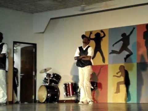VIT 2005 MS B batch Pirates dance