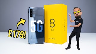 Realme 8 5G - The Most Affordable 5G Smartphone!