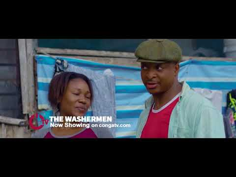 THE WASHERMAN Latest Nigerian Movie - Now Showing