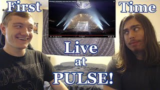 College Student's FIRST TIME Seeing | Comfortably Numb Live At Pulse | Pink Floyd Reaction