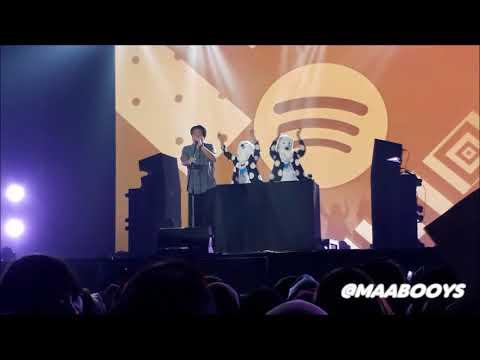 170809 AmPm ft Michael Kaneko - Best Part Of Us at Spotify On Stage Jakarta