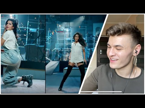 HONEST REACTION to Kamli - DHOOM 3   Katrina Kaif   Aamir Khan