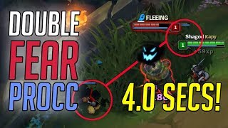 How to do the Shaco Double Fear Proc (Brush Variant) - Shaco Mechanics - Shagod