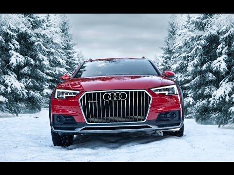 Audi A4 Allroad Quattro Универсал класса D - рекламное видео 1