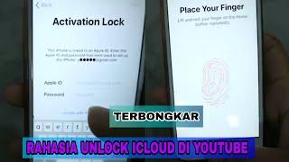 TERBONGKAR Rahasia Unlock #icloud Yang Beredar Di YOUTUBE, Ternyata Caranya Kaya Gini