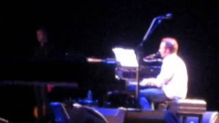 Five For Fighting - I Just Love You (live -- with a very long intro) - Chicago - July 22, 2011