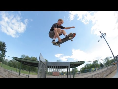 Gallatin Skate Park with Jake Wooten