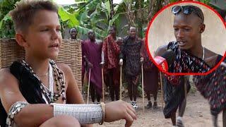 OSCAR: Mzungu Mwenye Asili ya Kimasai, Asimulia Alivyompiga Jamaa mwenye Miaka 20