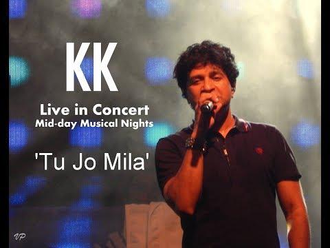 'Tu Jo Mila' - KK Live in concert - Midday Musical Nights: Dublin Square: Phoenix Marketcity