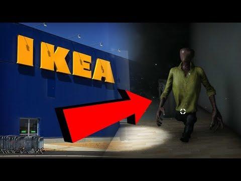 SCP NEKONEČNÁ IKEA!