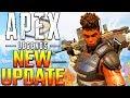 Apex Legends Update Patch Notes! Havoc Buff Exploit + Game Crash Fix + Data Center Changes