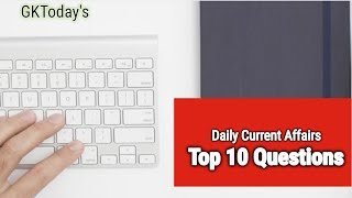 Daily Current Affairs September 27 , 2019 : English MCQs | GKToday