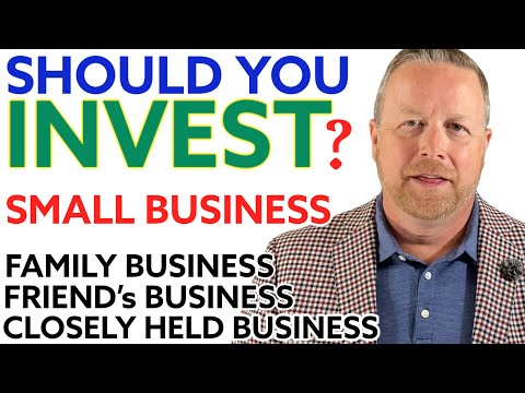 , title : '4 Small Business Investments [Investing for Beginners] How to Invest. Why Invest? Smart Investors!