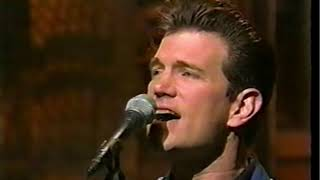 Chris Isaak - I Want Your Love + Interview - Late Show c. 1993