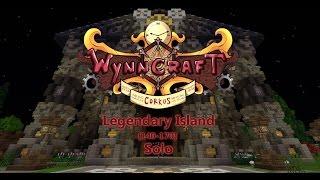 Wynncraft Challenge - Legendary Island (Lv. 140~170) Solo