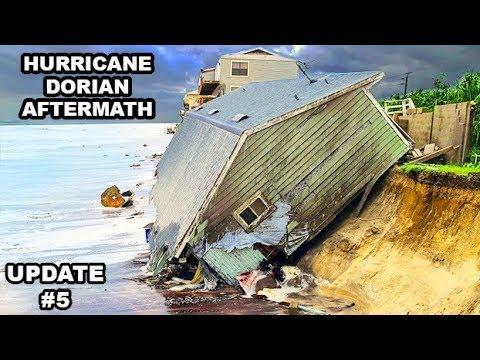 MAJOR Damage & Flooding From Hurricane Dorian (Update #5)