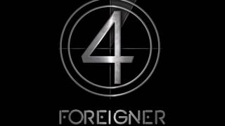 Foreigner - Woman in black