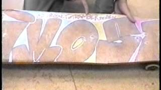 preview picture of video 'Longboard de Mimostasus Beauvais 1998'