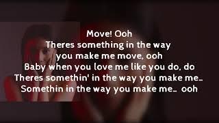 NIKI   Move! (LYRICS)