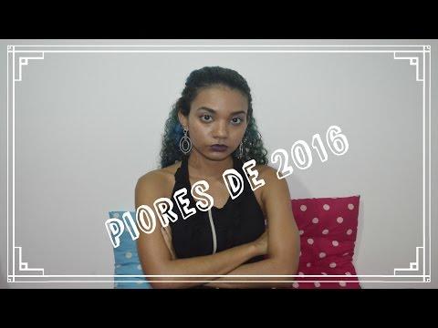 Piores Leituras de 2016 | Carissa Vieira