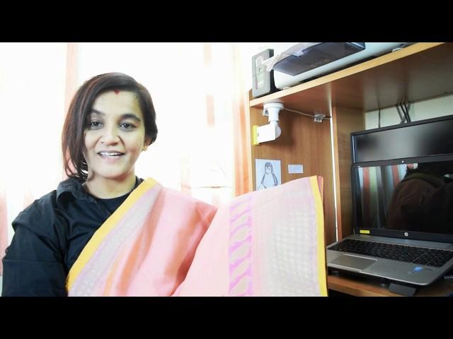 24 Banarasi Zari Supernet Saree    Sarees are my passion