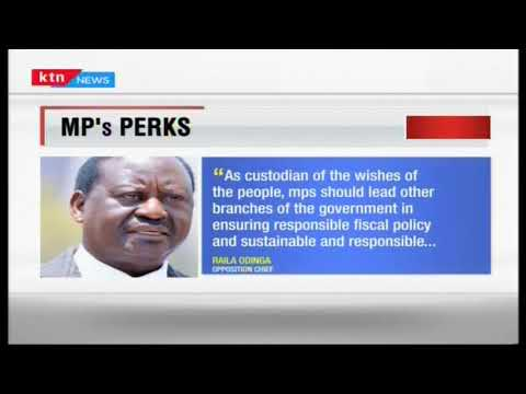 Legislators stand firm in solidarity on Pay bill despite opposition from President Uhuru and Raila