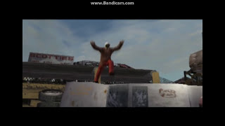 barckyard wrestling 2: sunrise adams destroys el drunko!