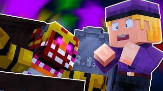 Twisted Chica KILLS Foxy?! | Minecraft FNAF Roleplay