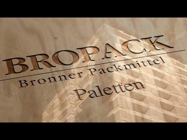 BROPACK Paletten