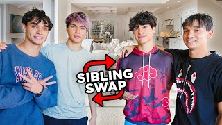 Swapping Siblings with The Stokes Twins!