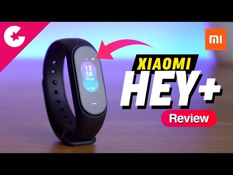 Xiaomi Hey+ Review - Mi Band 4?? 😱😱