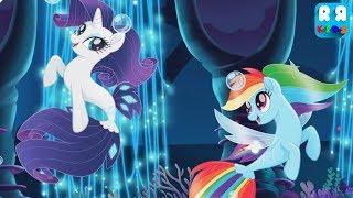 My Little Pony: The Movie - My Little Pony Transform into Seapony