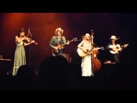Dave Rawlings Machine 2016-02-16 Wayside/Back In Time at The Enmore