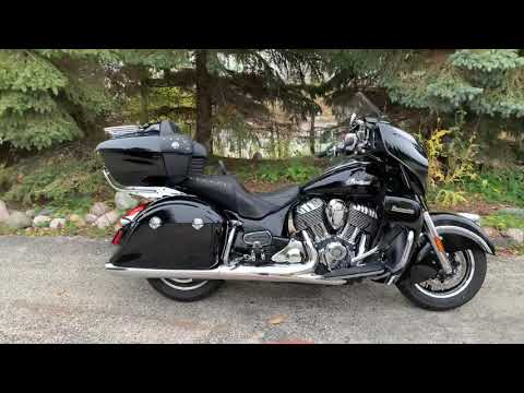 2017 Indian Roadmaster® in Muskego, Wisconsin - Video 1
