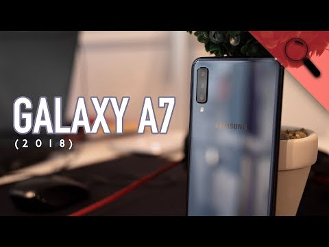 Samsung Galaxy A7 DS (2018)