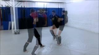preview picture of video 'Krav Maga Lübeck - Selbstverteidigung, Muay Thai und BJJ in HL. Trailer 1'