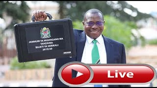 VIDEO: Tanzania's budget speech (In Kiswahili)