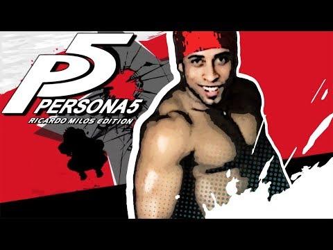 Persona 5   Ricardo Milos Edition