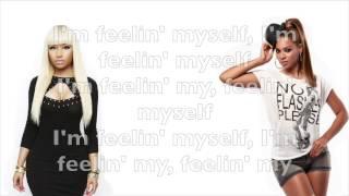 Nicki Minaj   Feeling Myself Ft. Beyoncé Lyrics (explicit)
