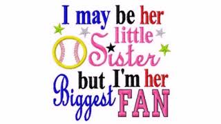 Sweet Little Sister Sayings