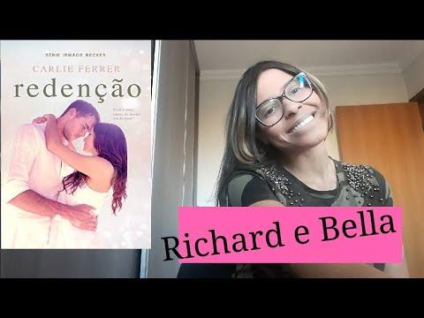 REDENÇÃO - CARLIE FERRER/ RESENHA