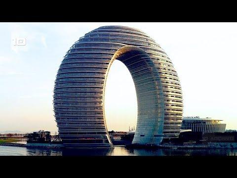 10 Edifici più incredibili del mondo
