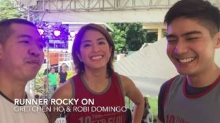 Gretchen Ho and Robi Domingo 'Together Again' in One Fitness Event