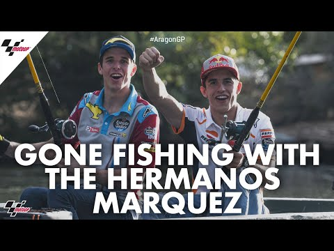 Gone fishing with the Hermanos Marquez