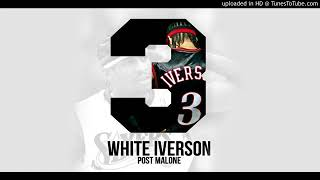 Post    White Iverson Official Instrumental