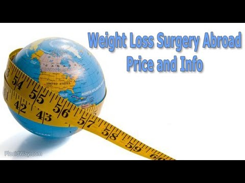 Obesity Surgery Abroad Animation