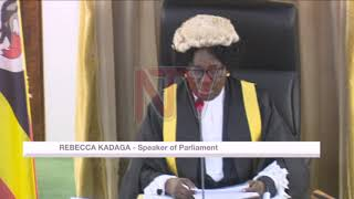 The Speaker of Parliament Rebeca Kadaga has directed the executive