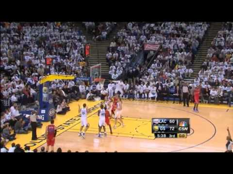 NBA LA Clippers' Blake Griffin and his Awful Three Pointer Attempt