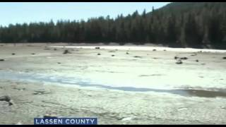 Ominous Sign! California Lake Mysteriously Vanishes Overnight, Killing Thousands of Fish